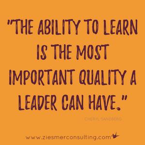Deby Ziesmer leadership