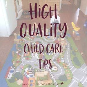 high quality child care